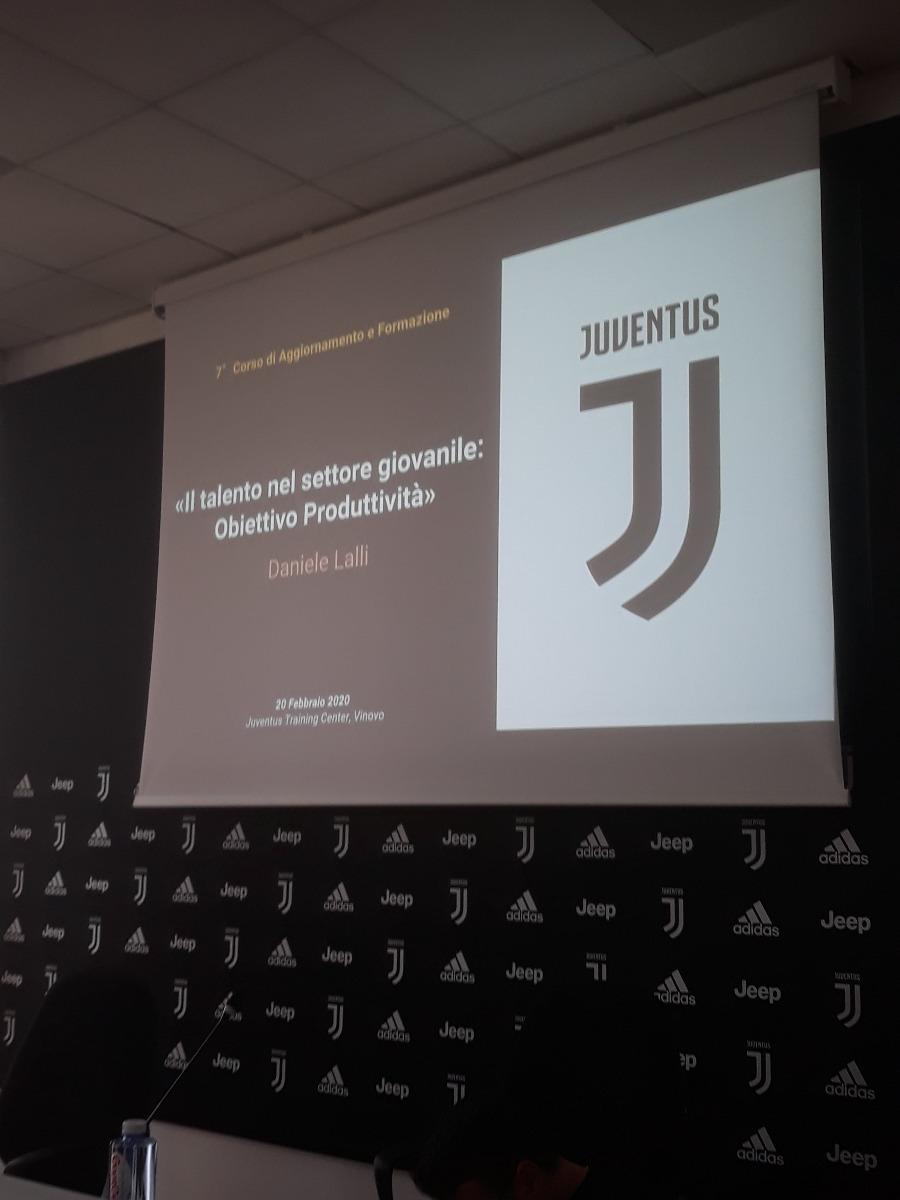 Fare Formazione alla Juventus
